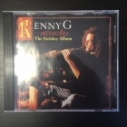 Kenny G - Miracles (The Holiday Album) CD (VG+/M-) -joululevy-