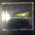 Godzilla - The Album CD (VG+/VG+) -soundtrack-