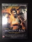 Monster's Ball DVD (M-/M-) -draama-