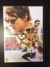Mission Impossible - Rogue Nation DVD (M-/M-) -toiminta-