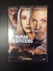 Human Trafficking DVD (VG+/VG+) -draama-