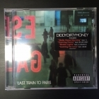 Diddy Dirty Money - Last Train To Paris CD (M-/VG+) -hip hop-