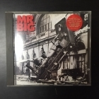 Mr. Big - Lean Into It CD (VG/M-) -hard rock-