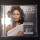 Whitney Houston - I Look To You CD (M-/VG+) -r&b-