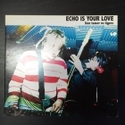 Echo Is Your Love - Lion Tamer Vs Tigers CDEP (VG/VG+) -noise rock-