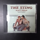 Sting - Original Motion Picture Soundtrack CD (VG+/M-) -soundtrack-