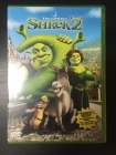 Shrek 2 DVD (M-/M-) -animaatio-