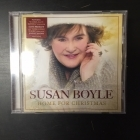Susan Boyle - Home For Christmas CD (M-/M-) -joululevy-