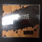 Parasite City - Burn CDS (VG+/M-) -hard rock-