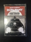 Death Proof DVD (M-/M-) -toiminta-