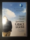 Grace Is Gone DVD (VG+/M-) -draama-