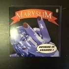 Maryslim - Nothing In Common CDS (VG+/VG+) -hard rock-