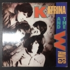 Katrina And The Waves - Katrina And The Waves LP (VG+/VG+) -new wave-