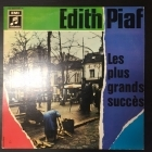 Edith Piaf - Les Plus Grands Succes LP (M-/VG+) -pop-