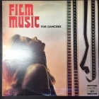 Jef Mike And His Orchestra - Film Music For Dancing LP (VG+-M-/VG+) -easy listening-
