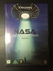 NASA's Unexplained Files - Kausi 1 2DVD (M-/M-) -tv-sarja-