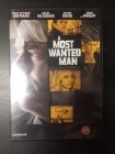 Most Wanted Man DVD (M-/M-) -draama/jännitys-