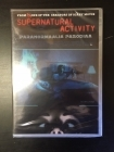 Supernatural Activity DVD (avaamaton) -komedia-