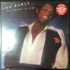 Lou Rawls - All Things In Time LP (VG-VG+/VG+) -soul-