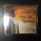 Gospel Songs And Spirituals 3CD (M-/VG+)