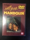 Paul Hayman - Anyone Can Play Mandolin DVD (VG/M-) -opetus dvd- (R0 NTSC)