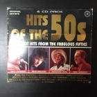 Hits Of The 50s 4CD (VG/VG)