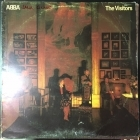 ABBA - The Visitors LP (VG-VG+/G) -pop-