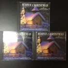 White Christmas (The Most Beautiful Christmas Evergreens) 3CD (VG+-M-/VG+-M-)