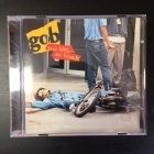 Gob - Too Late...No Friends CD (M-/M-) -punk rock-