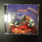 Judas Priest - Painkiller (remastered) CD (M-/M-) -heavy metal-