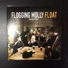 Flogging Molly - Float PROMO CD (VG/VG+) -celtic punk-