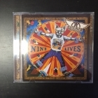 Aerosmith - Nine Lives CD (M-/M-) -hard rock-