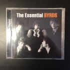 Byrds - The Essential 2CD (VG+-M-/M-) -folk rock/psychedelic rock-