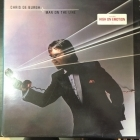 Chris de Burgh - Man On The Line LP (VG+/VG+) -soft rock-