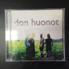 Don Huonot - Don Huonot CD (VG/VG+) -pop rock-