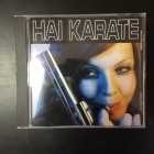 Hai Karate - Hai Karate CD (M-/M-) -punk rock-