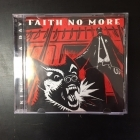 Faith No More - King For A Day Fool For A Lifetime CD (G/M-) -alt metal-