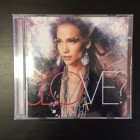 Jennifer Lopez - Love? CD (VG/VG+) -pop-