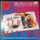 Glenn Miller - 24 Big Band Themes Encyclopedia 2LP (M-/VG+) -swing-
