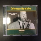 Coleman Hawkins - Bean's Talking Again CD (M-/M-) -jazz-