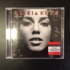 Alicia Keys - As I Am (limited edition) CD+DVD (VG-VG+/M-) -r&b-