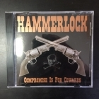 Hammerlock - Compromise Is For Cowards CD (M-/M-) -punk n roll-