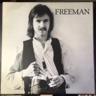 Freeman - Freeman LP (VG/VG+) -pop rock-