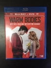 Warm Bodies Blu-ray+DVD (M-/M-) -kauhu/komedia-