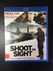 Shoot On Sight Blu-ray (M-/VG) -jännitys/draama-