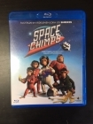 Space Chimps Blu-ray (M-/M-) -animaatio-