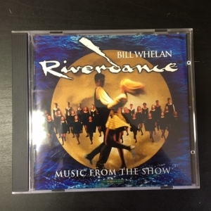 Bill Whelan - Riverdance (Music From The Show) CD (VG+/M-) -soundtrack-