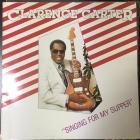 Clarence Carter - Singing For My Supper LP (VG+/VG+) -soul-