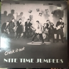 Nite Time Jumpers - Check It Out LP (VG+/VG+) -rockabilly-