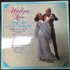 Geoff Love And His Orchestra - Waltzes With Love LP (VG+/VG+) -klassinen-